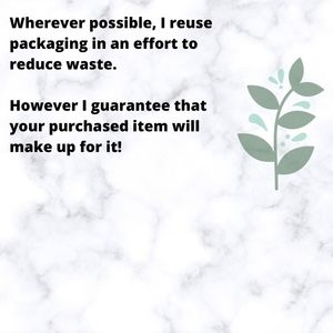 🌱 reuse & recycle 🌱